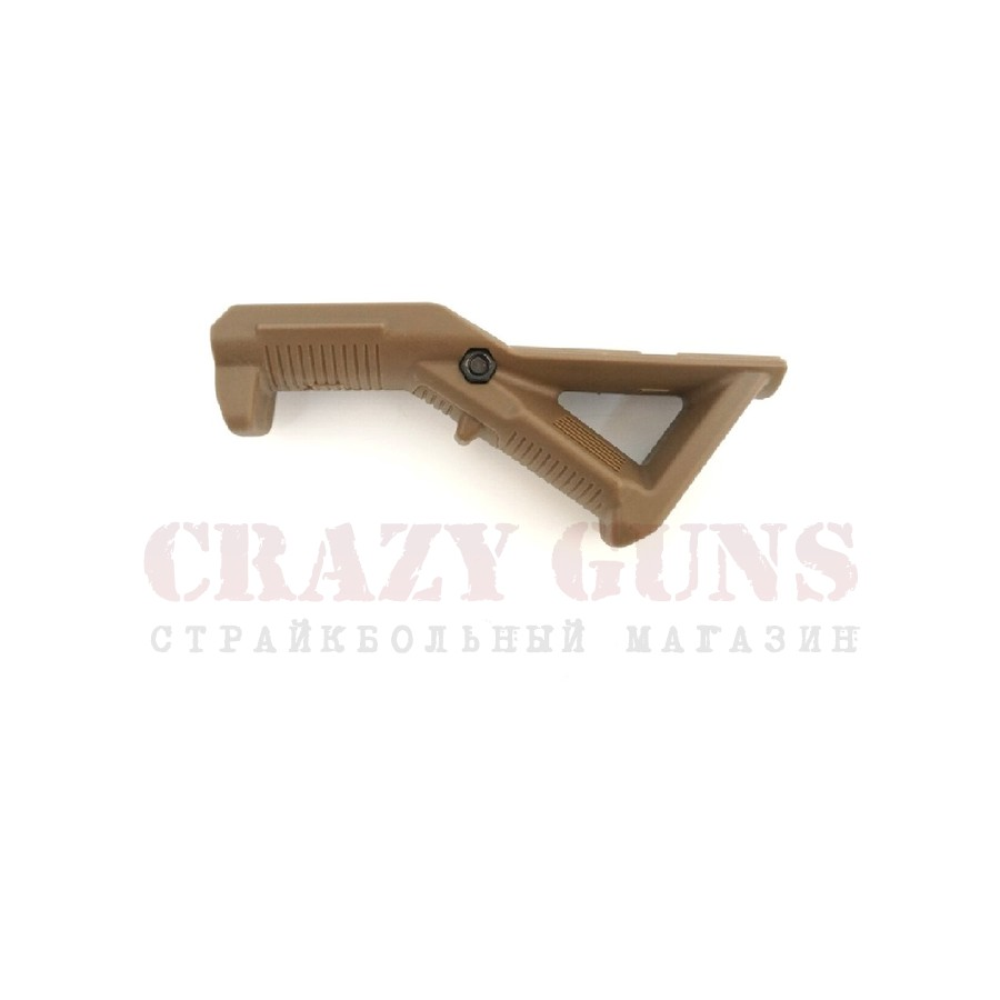 Wosport Рукоятка Magpul Angled Foregrip 1, TAN (EX1510T)