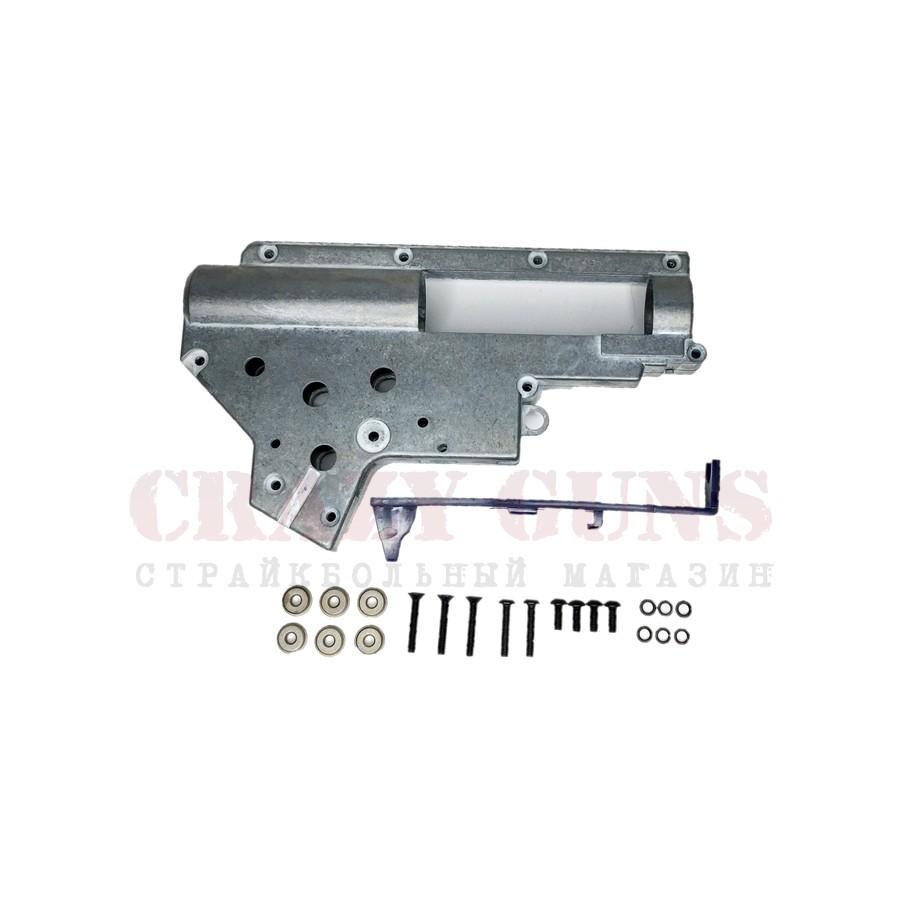 ГИРБОКС (корпус) ver.2 Gearbox (8mm) zinc alloy SHS B067A (BX0030 upgrade)