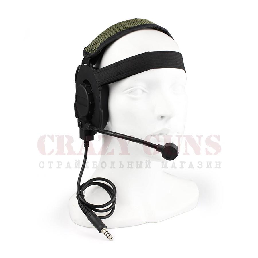 Wosport Гарнитура Bowman EVO3 Headset, BK (HD-04-III-BK)