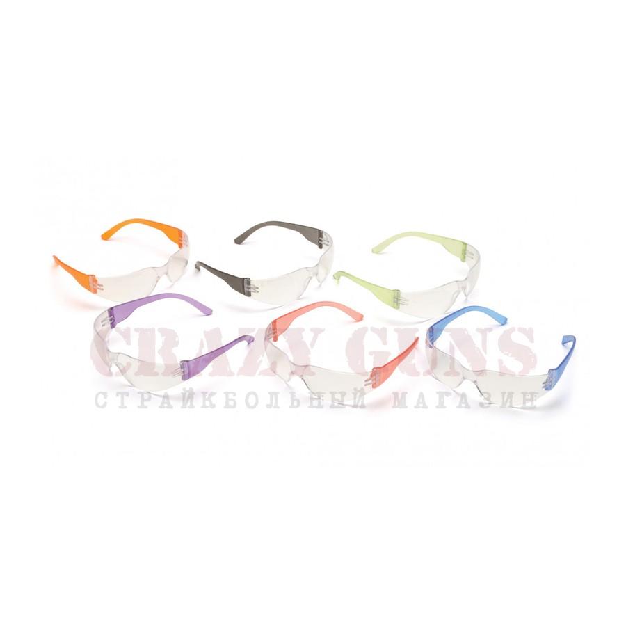 Очки Pyramex Mini Intruder S4110SNMP детские (прозрачные)