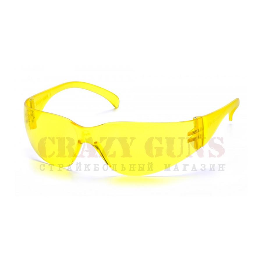 Очки Pyramex Intruder S4130S (желтые)