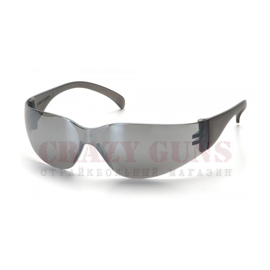 Очки Pyramex Intruder S4170S (зеркально-серые)