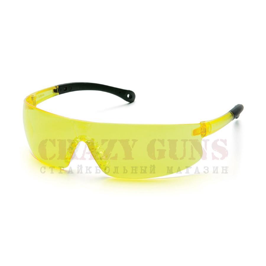 Очки Pyramex Provoq S7230S (желтые)