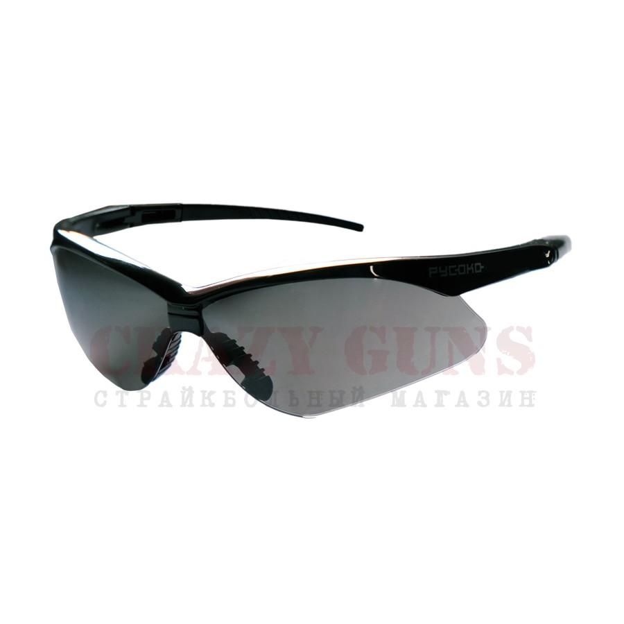 Очки защитные АГЕНТ серые арт 1110525Г