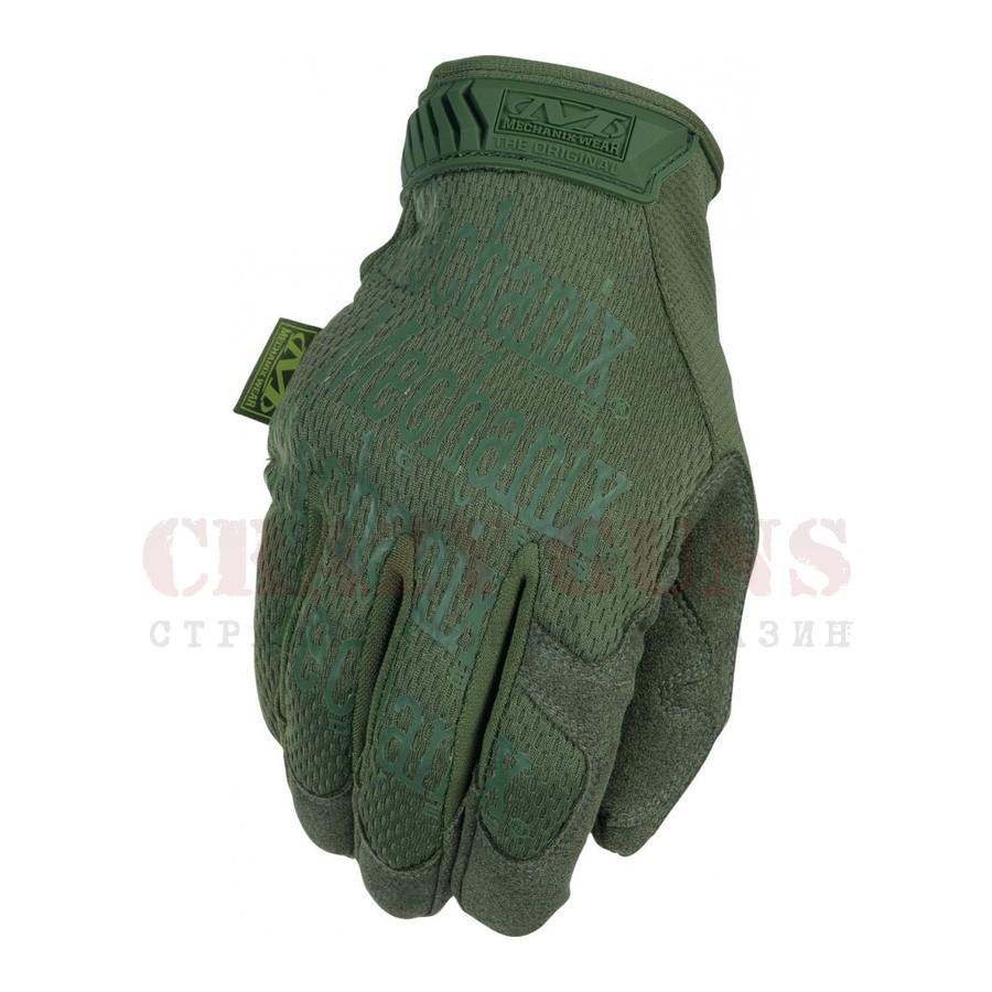 ПЕРЧАТКИ Original Olive Drab size XL код MECHANIX MG-60