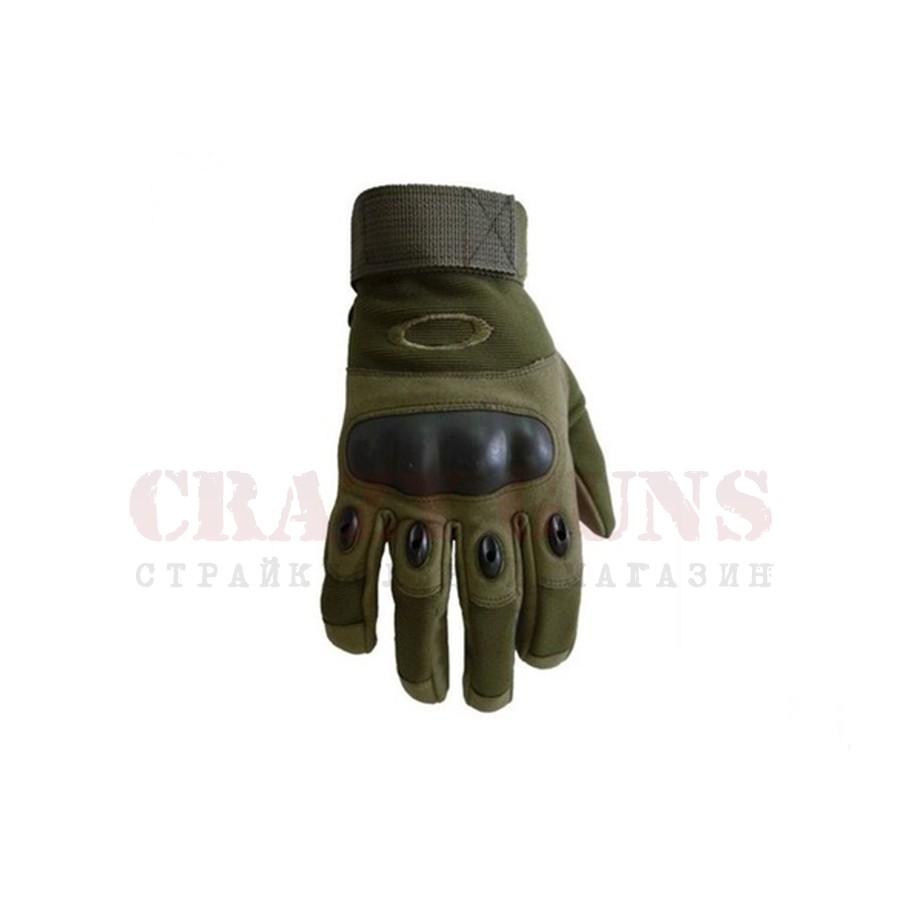 Перчатки Oakley csa Green. XXL
