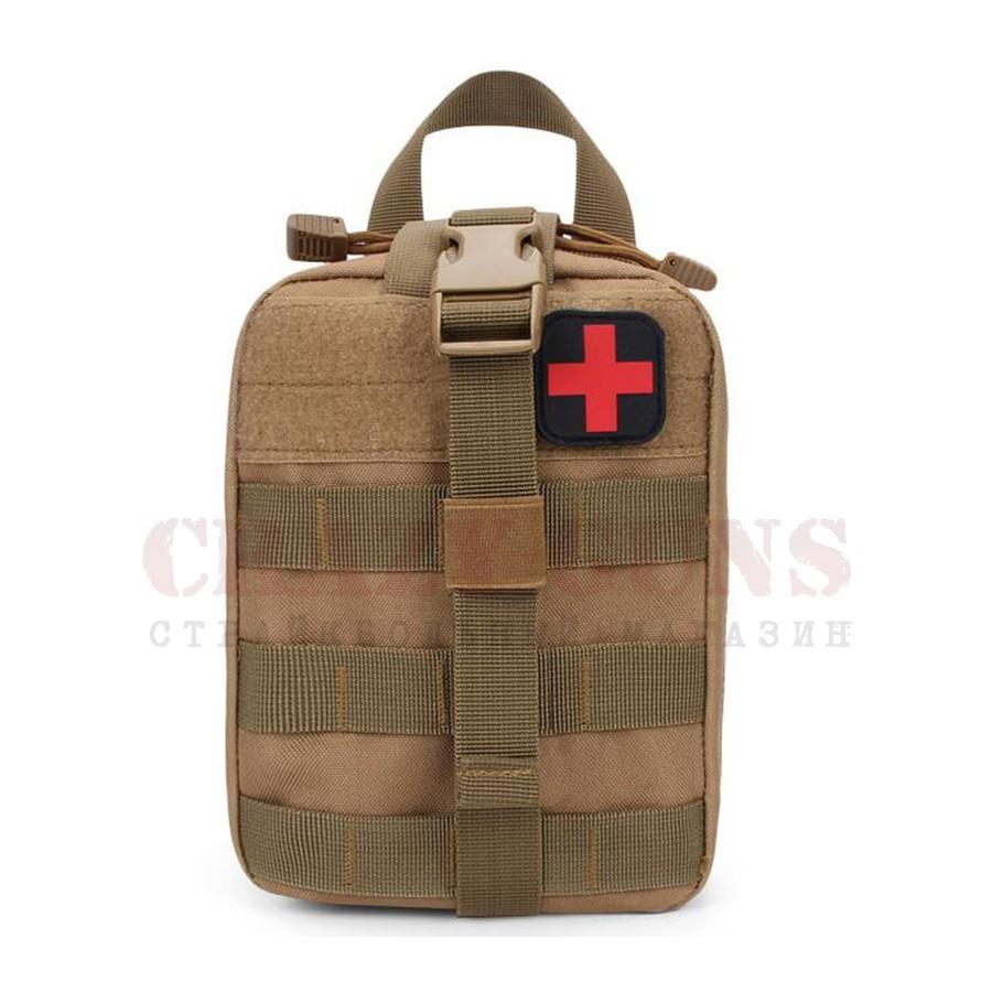 ПОДСУМОК EMT Molle Medic IFAK 21X15X11cm AS-BS0095T