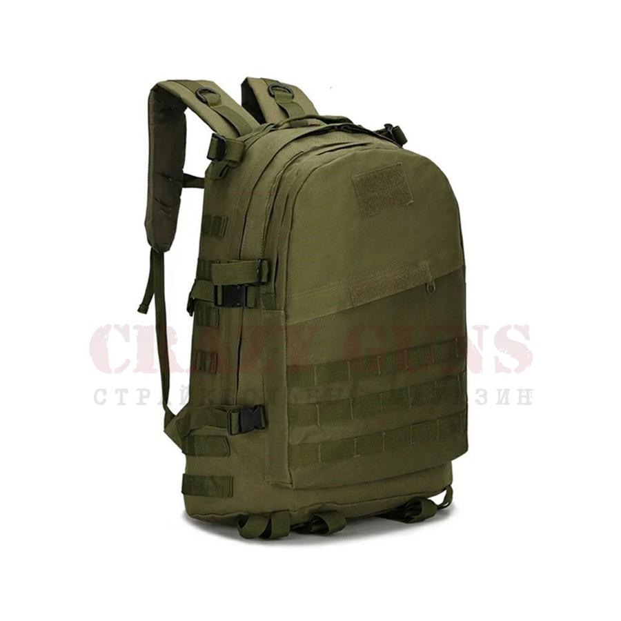 РЮКЗАК 35L Outdoor Molle 3D Assault Military Light Version 47х30х23cm AS-BS0034OD