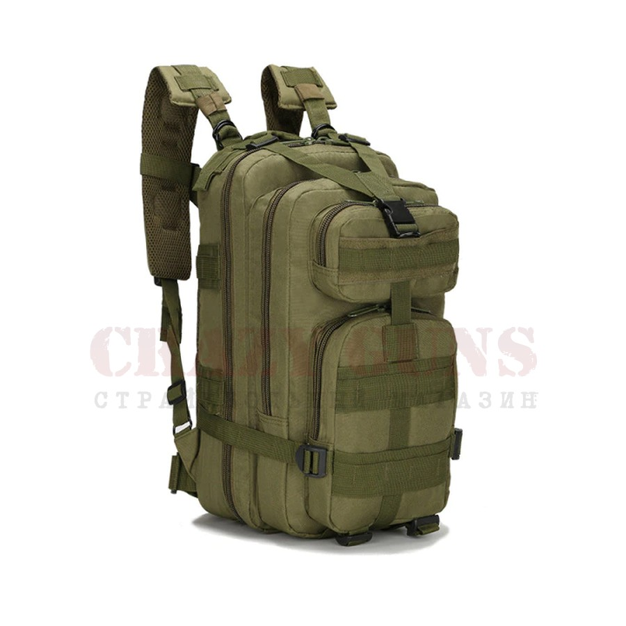РЮКЗАК 30L US Army 3P Military Combat Light Version AS-BS0035OD