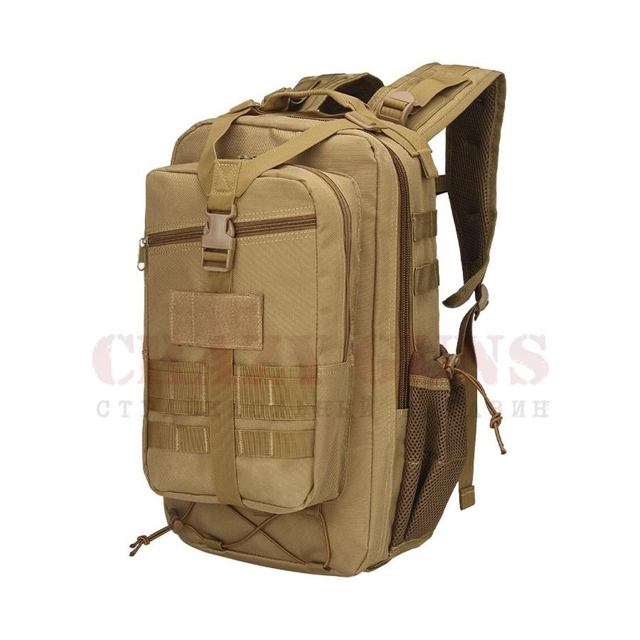 РЮКЗАК Tactical Military Hiking Camping Outdoor 44х22х16cm 15L AS-BS0042T