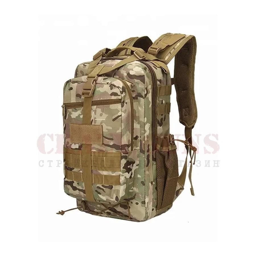 РЮКЗАК Tactical Military Hiking Camping Outdoor 44х22х16cm 15L AS-BS0042CP