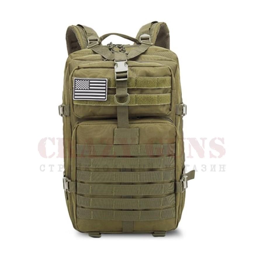 РЮКЗАК 60L 5.11 Style Military Combat 47x34x38cm AS-BS0116OD