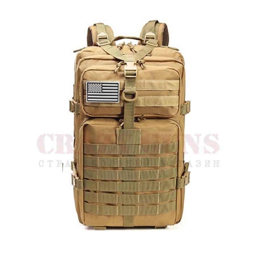РЮКЗАК 60L 5.11 Style Military Combat 47x34x38cm AS-BS0116T