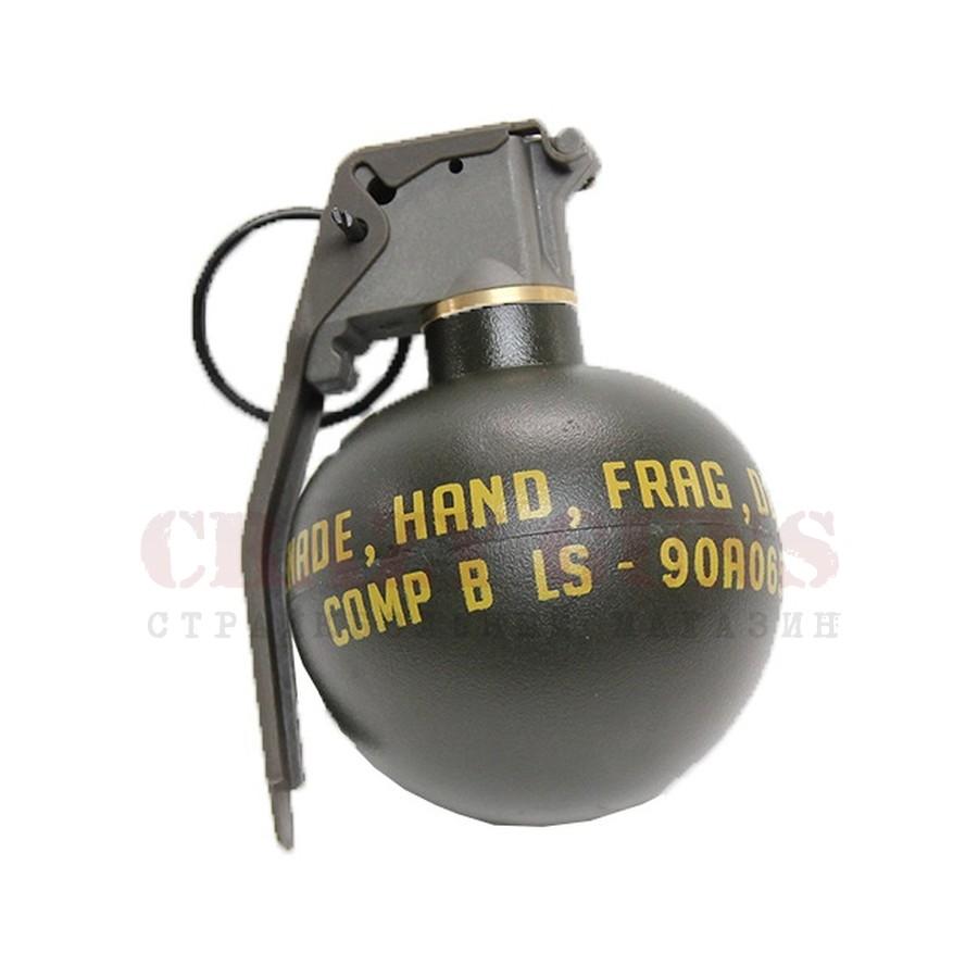 FMA Муляж осколочной гранаты M67 (TB1305)