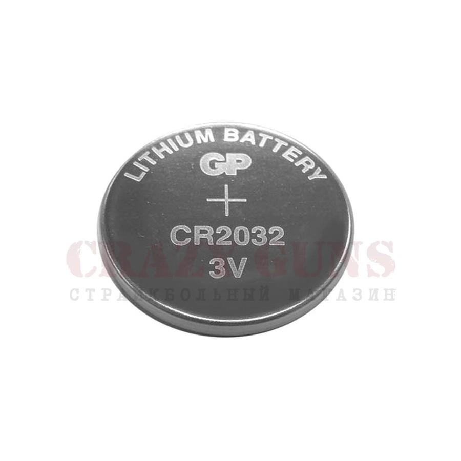 Батарейки GP CR2032