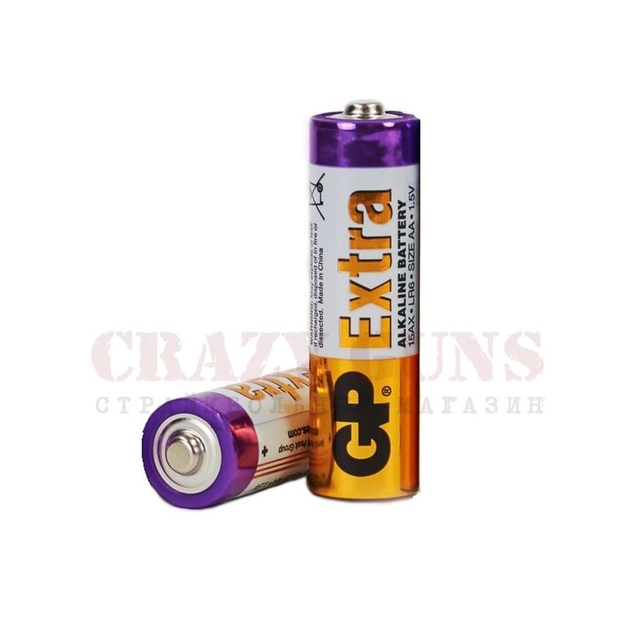 Батарейки GP Extra AA