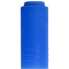 РЕЗИНКА хоп-ап голубая силиконовая удлиненая 70' SHS AHU-0008