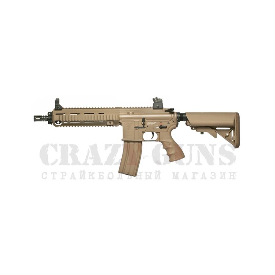 АВТОМАТ ПНЕВМ. G&G HK416 Light DST no blowback T4-18, body - metal (110-120 m/s) TGR-418-SHT-DBB-NCM