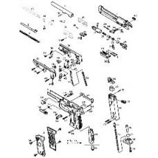 KJW M9 Резинка выпускного клапана магазина Part 69