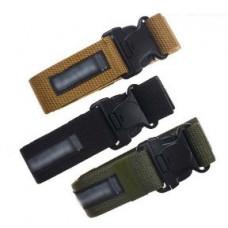 РЕМЕНЬ Nylon Duty Military Tactical Black AS-BL0005B