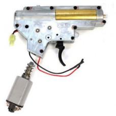 ГИРБОКС в сборе CYMA MP5 усиленный мотор CM11