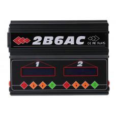 Зарядное устройство 2B6AC 50Wx2