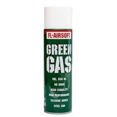 ГАЗ  Green gas FL-AIRSOFT 650 мл (грин-газ, групповая тара 12 штук)