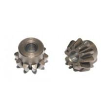 ШЕСТЕРНЯ МОТОРНАЯ O type pinion gear CNC Steel SuperShooter SHS JJ0039