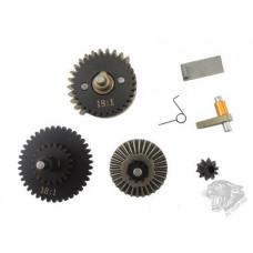 НАБОР ШЕСТЕРНЕЙ Machining Gear Set 6pcs ZCAIRSOFT CL-26