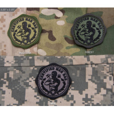 ШЕВРОН ПАТЧ на липучке Man Bag код MSM patch-00139-swat