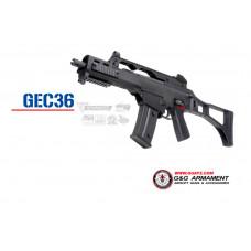 АВТОМАТ ПНЕВМ. G&G GEC36 (130-140m/s) TGG-G36-36C-BNB-NCM