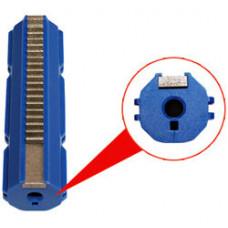 ПОРШЕНЬ полнозубый 19 зубьев, усиленный, полигональный, стальная гребенка для SR-25/SVD SHS TT0087