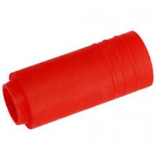 РЕЗИНКА хоп-ап красная силиконовая удлиненная 60' SHS AHU-0007