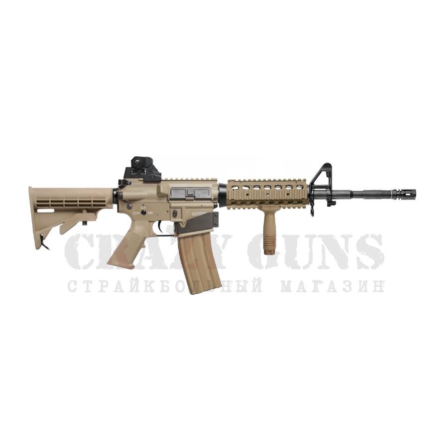 АВТОМАТ ПНЕВМ. G&G TR16 R4 Carbine DST, body - metal (130-140m/s) TGR-016-R4C-DBB-NCM