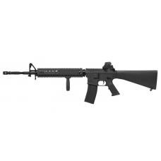 АВТОМАТ ПНЕВМ. G&G TR16 R5 No Blow Back BLACK, body - metal (125-135 m/s) TGR-016-MR5-BBB-NCM