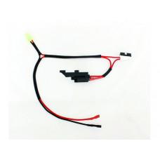 ПРОВОДКА Ver.3 Silver Wire & Swich Assembly E&L EL-3A-02